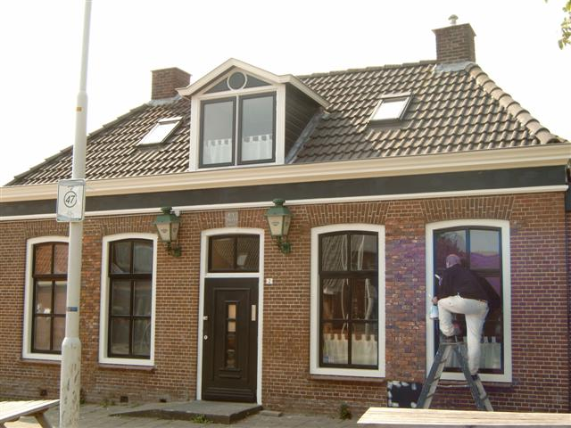 Ernst en jansma schilders te anjum en dokkum uw vakschilders - Oude huis fotos ...